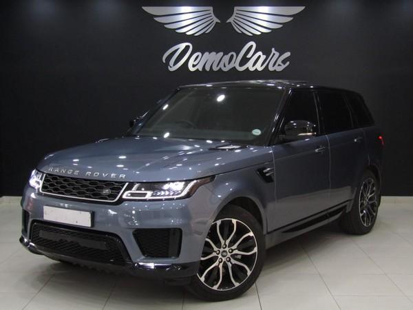 2018 Land Rover Range Rover Sport 3.0D SE 225KW Gauteng Pretoria_0