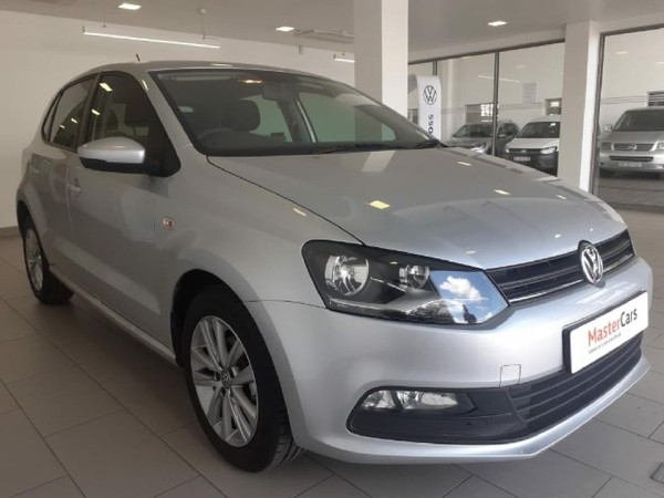 2021 Volkswagen Polo Vivo 1.6 Comfortline TIP 5-Door Gauteng Boksburg_0