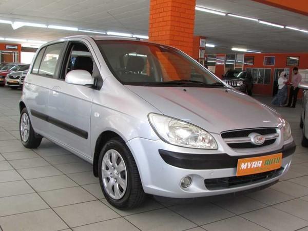 2006 Hyundai Getz 1.4  Western Cape Cape Town_0