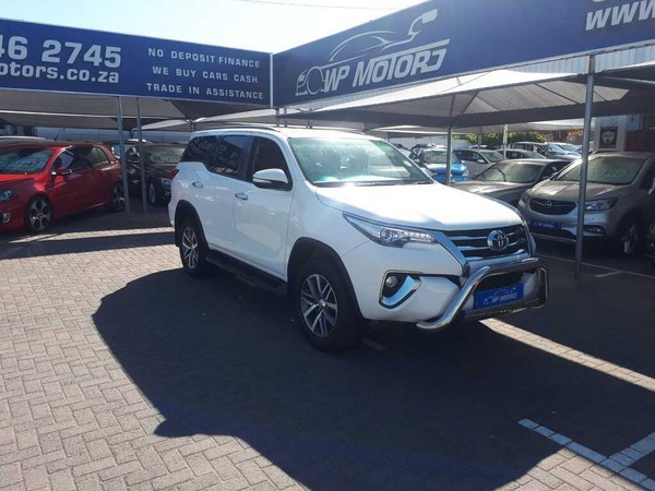 2017 Toyota Fortuner 2.8GD-6 RB Western Cape Bellville_0
