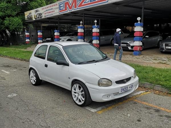 2004 Opel Corsa Lite Sport  Gauteng Johannesburg_0