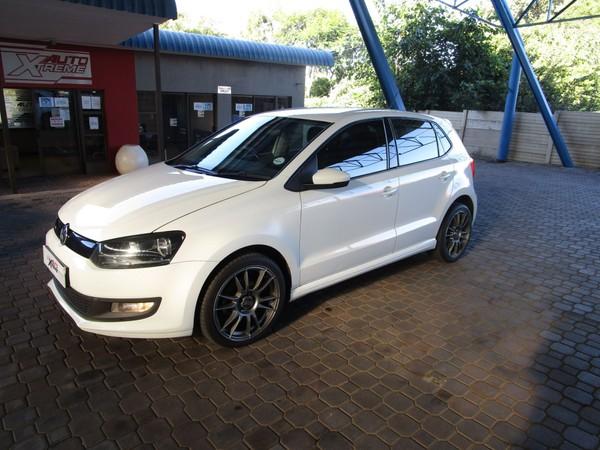 2017 Volkswagen Polo GP 1.0 TSI Bluemotion Gauteng Pretoria_0
