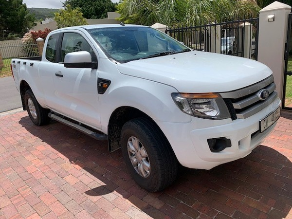 2014 Ford Ranger 3.2tdci Xls 4x4 Pu Supcab  Western Cape Paarl_0