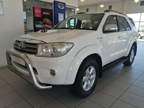 2011 Toyota Fortuner 3.0d-4d Rb At  Western Cape Vredenburg_0