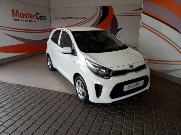 2017 Kia Picanto 1.2 EX MANUAL FULL HOUSE  Gauteng Pretoria_0