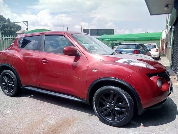 2012 Nissan Juke 1.6 Dig-t Tekna  Gauteng Johannesburg_0