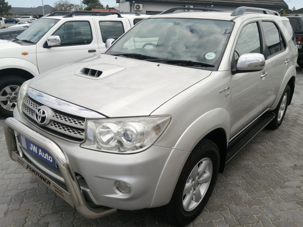 2009 Toyota Fortuner 3.0D-4D Raised Body Eastern Cape Port Elizabeth_0