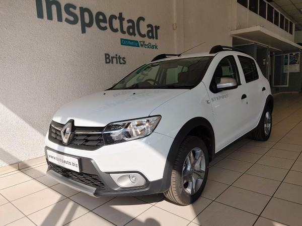 2021 Renault Sandero 900T Stepway Expression North West Province Brits_0