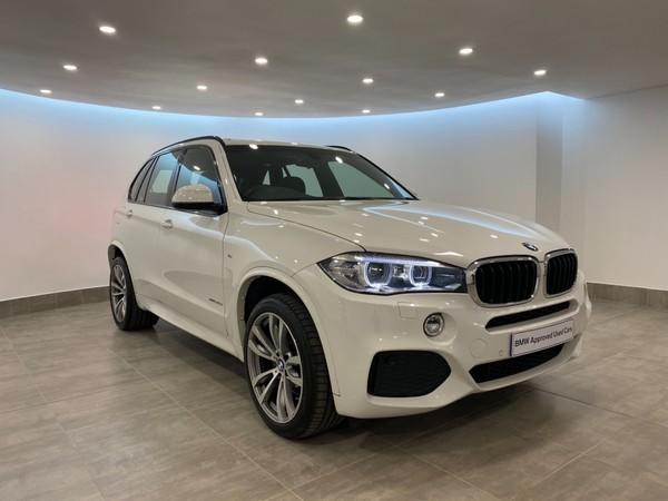 2016 BMW X5 xDRIVE30d M-Sport Auto Gauteng Sandton_0