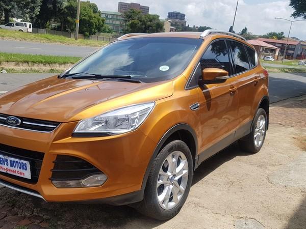 2016 Ford Kuga 1.5 Ecoboost Ambiente Auto Gauteng Kempton Park_0