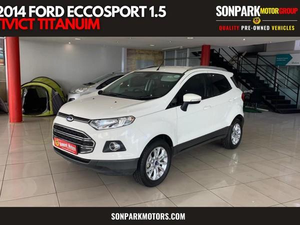 2014 Ford EcoSport 1.5TiVCT Titanium Auto Mpumalanga Nelspruit_0
