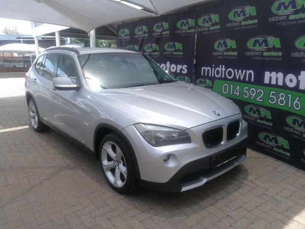 2012 BMW X1 SDrive 20d AT Diesel North West Province Rustenburg_0