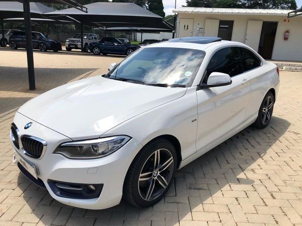 2014 BMW 2 Series 220i Sport Line Auto Gauteng Sandton_0
