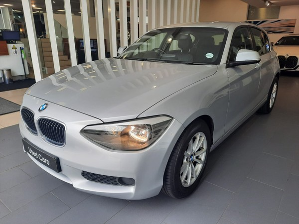 2013 BMW 1 Series 118i 5dr At f20  Western Cape Paarl_0