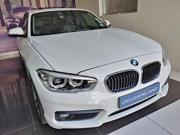 2018 BMW 1 Series 118i 5DR Auto f20 Gauteng Midrand_0