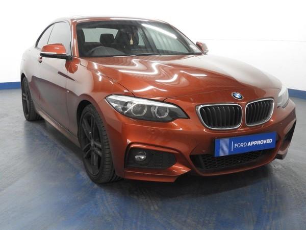 2017 BMW 2 Series 220i M Sport Auto Gauteng Johannesburg_0