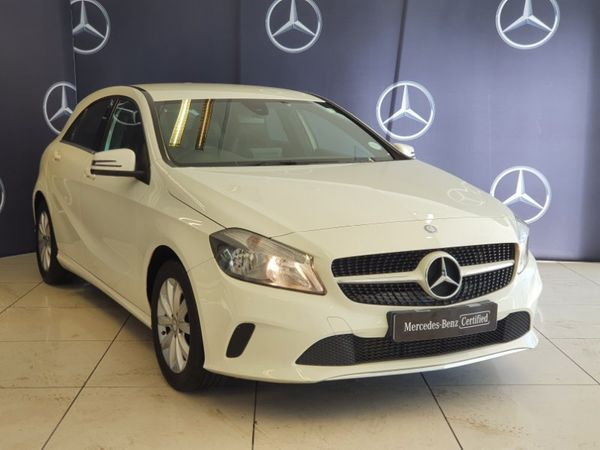2017 Mercedes-Benz A-Class A200 Style Gauteng Sandton_0