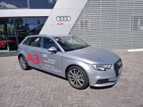 2020 Audi A3 1.0 TFSI STRONIC Western Cape Claremont_0
