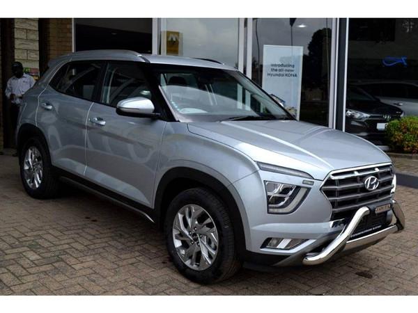 2021 Hyundai Creta 1.5 Executive IVT Free State Bethlehem_0