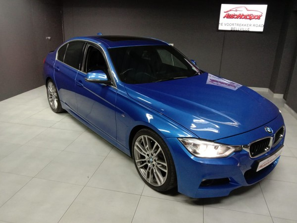 2013 BMW 3 Series 320i Coupe Sport At e92  Western Cape Cape Town_0