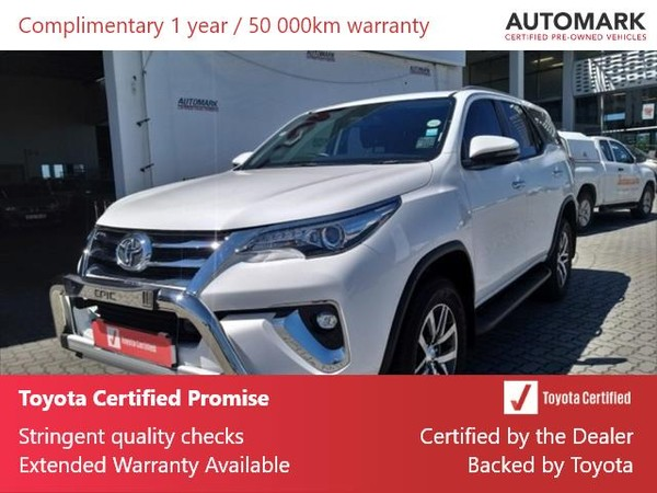 2020 Toyota Fortuner 2.8GD-6 Epic Auto Eastern Cape East London_0