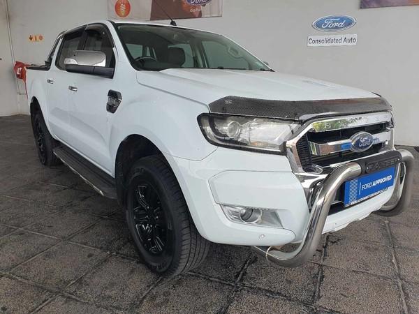 2018 Ford Ranger 2.2TDCi XLT Double Cab Bakkie Gauteng Boksburg_0
