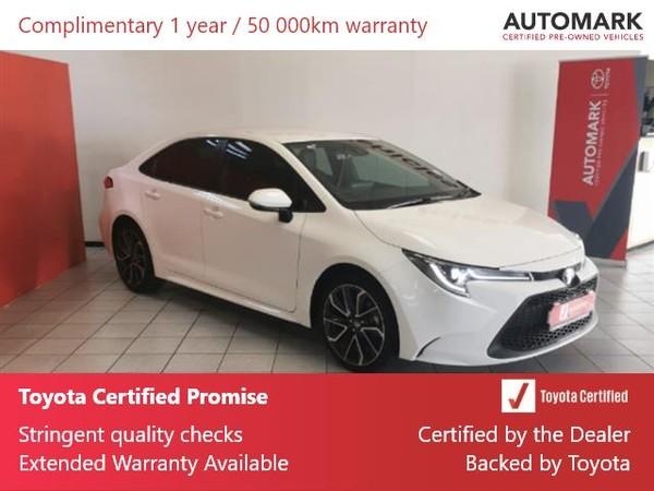 2020 Toyota Corolla 2.0 XR CVT Gauteng Springs_0