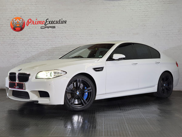 2012 BMW M5 f10  Gauteng Edenvale_0