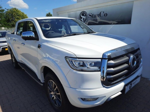 2021 GWM P-Series PV 2.0TD LT 4X4 Auto Double Cab Bakkie Mpumalanga Trichardt_0