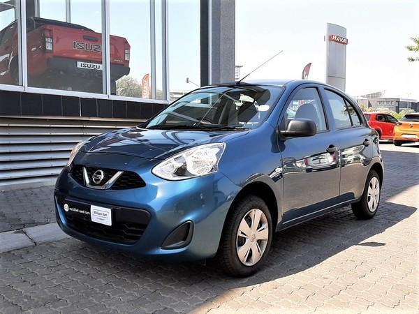2019 Nissan Micra 1.2 Active Visia Gauteng Sandton_0