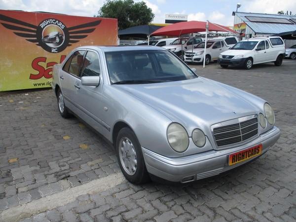 1999 Mercedes-Benz E-Class E240 Elegance At  Gauteng North Riding_0