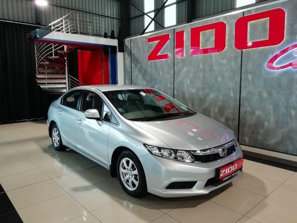 2012 Honda Civic 1.8 Comfort  Gauteng Kempton Park_0