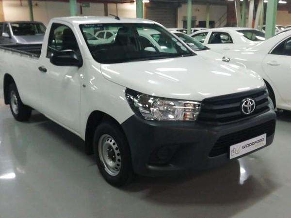 2019 Toyota Hilux 2.4 GD AC Single Cab Bakkie Kwazulu Natal Sangcwaba_0