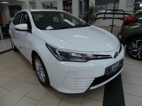 2021 Toyota Corolla Quest 1.8 Exclusive CVT Gauteng Alberton_0