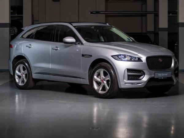 2019 Jaguar F-Pace 2.0 i4D AWD R-Sport Western Cape Tokai_0