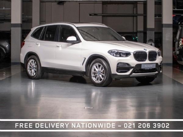 2019 BMW X3 sDRIVE 20i G01 Western Cape Tokai_0