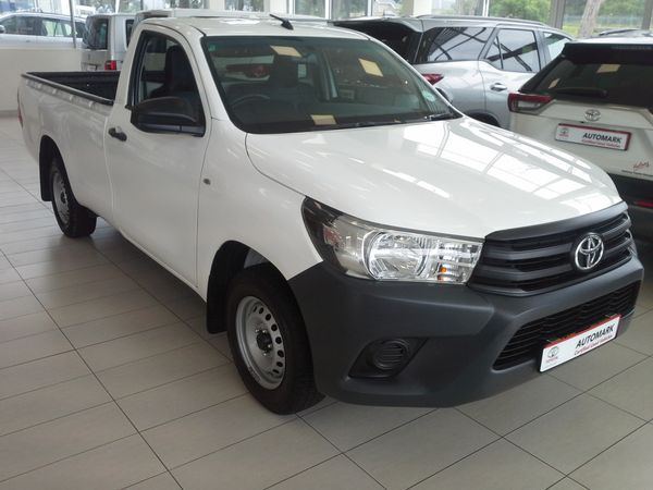 2018 Toyota Hilux 2.4 GD AC Single Cab Bakkie Western Cape George_0