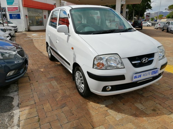 2007 Hyundai Atos 1.1 Gls  Western Cape Cape Town_0