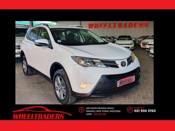 2015 Toyota Rav 4 2.0 GX Western Cape Parow_0