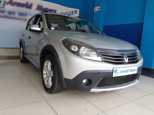2011 Renault Sandero 1.6 Stepway  North West Province Klerksdorp_0