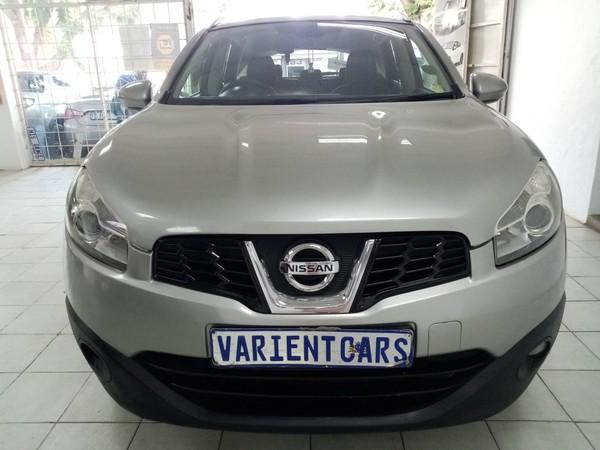 2014 Nissan Qashqai 2.0 Acenta  Gauteng Johannesburg_0