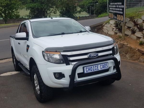 2013 Ford Ranger 3.2TDCi XLT 4X4 AT PU SUPCAB Kwazulu Natal_0