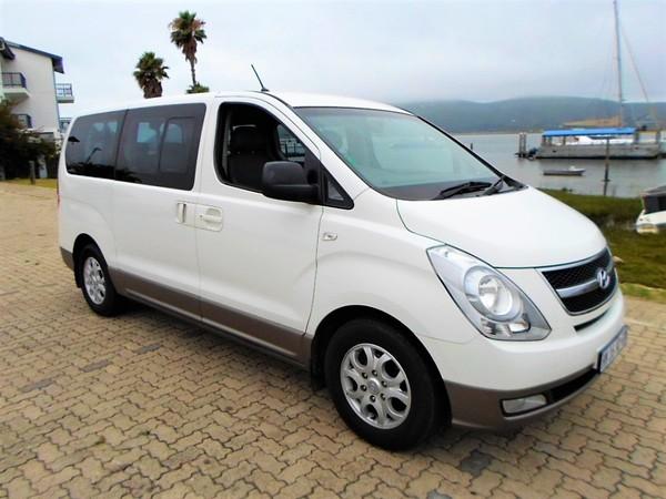 2015 Hyundai H1 2.5 Crdi Wagon At  Western Cape Knysna_0