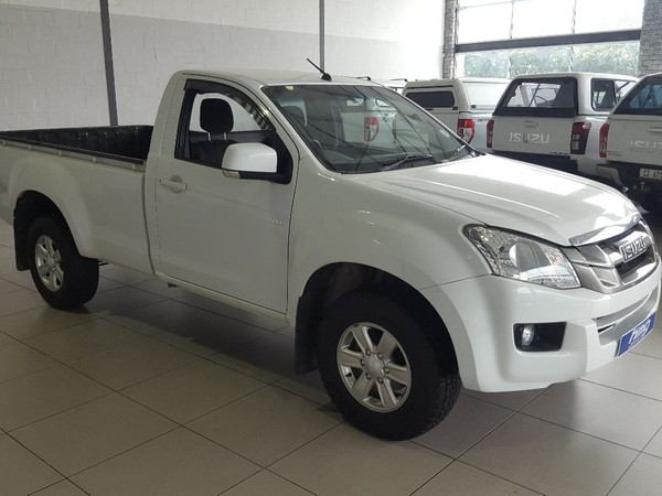 2015 Isuzu KB Series 250 D-TEQ HO LE 4X4 Single Cab Bakkie Western Cape Bellville_0