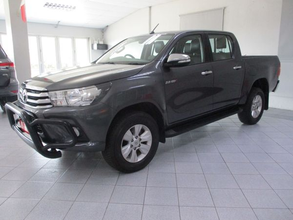 2017 Toyota Hilux 2.8 GD-6 Raider 4x4 Single Cab Bakkie Eastern Cape Humansdorp_0