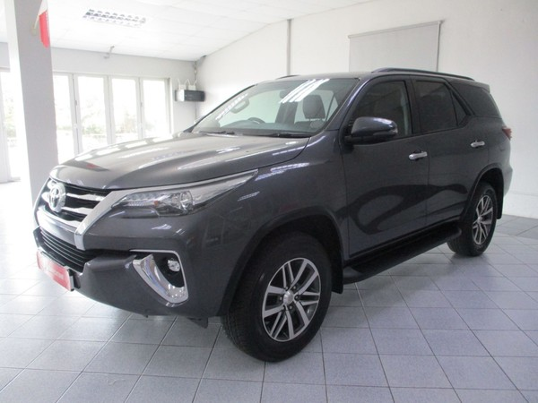 2018 Toyota Fortuner 2.8GD-6 4X4 Eastern Cape Humansdorp_0