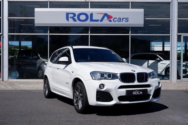 2017 BMW X3 xDRIVE20d M Sport Auto Western Cape Somerset West_0