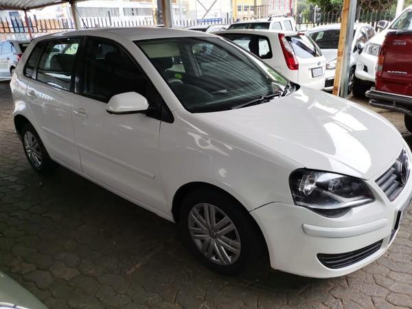 2009 Volkswagen Polo 1.6 Comfortline  Gauteng Jeppestown_0