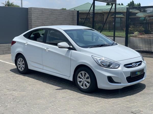 2019 Hyundai Accent 1.6 Gl  Gauteng Johannesburg_0
