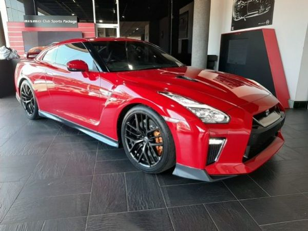 2019 Nissan GT-R Black Edition Gauteng Pretoria_0